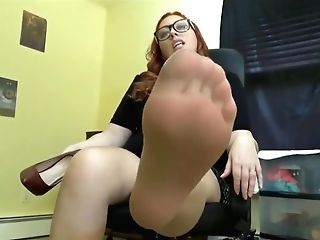 Pantyhose Point Of View