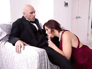 Big-titted Mummy Syren Demer Fucked Real Good By Her Sonny In Law