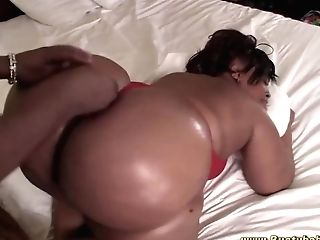 Black Bbw Is Sucking Dick, Getting Fucked And Hoping A Massive Facial Cumshot Jizz Flow, In The End