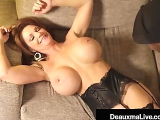 Texas Cougar Deauxma Gets Pounded In Motel By Big Black Man Sausage