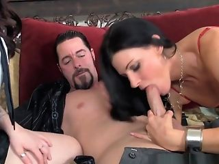 Teenager Stepdaughter Licks And Strokes