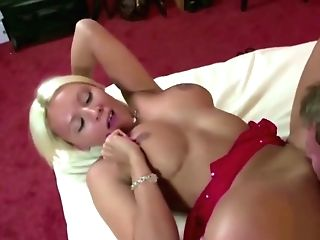 German Hot Step-mom Tempt Youthfull Boy To Fuck