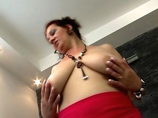 Big Tits Matures Intercourse And Money-shot