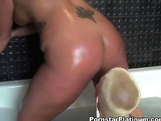 Joslyn James In My Bubble Bath Babe - Pornstarplatinum