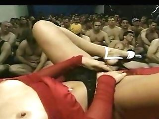 Yankee Mass Ejaculation Six (russian Cougar Zarina)